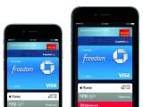 Bild: NFC-Bezahldienst Apple Pay auf dem iPhone: Die Passbook-App sichert die Kreditkarteninformationen.