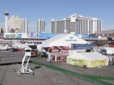 Bild: Die CES in Las Vegas öffnet am 5. Januar 2015. Die Technikmesse ist ein Barometer für die Trends des Jahres.