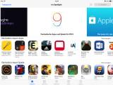 Bild: App Store unter iOS 9.