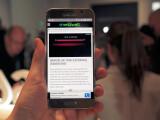 Bild: Das Galaxy S6 ist ab dem 10. April ab 699 Euro im deutschen Handel erhältlich.