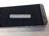 Bild: Diese Bild zeigt angeblich das noch geheime HTC One M9.