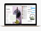 Bild: Mit OS X El Capitan führt Apple eine Split View-Ansicht ein, die das Multitasking verbessert.