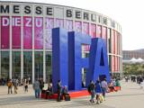 Bild: IFA Eingang
