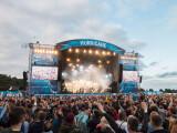 Bild: Das Hurricane Festival in Scheeßel.