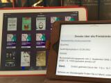 Bild: Die Buchpreisbindung gilt in Deutschland für Bücher in Papierform genauso wie für E-Books.