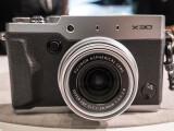 Bild: Fujifilm FinePix X30