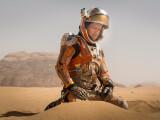 "Bild: Matt Damon in ""The Martian""."