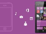 Bild: Du kannst viele Daten vom iPhone mit auf dein neues Windows Phone nehmen.