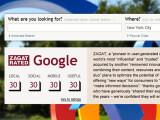 Bild: Auf der Online-Plattform von Zagat stehen über 30.000 Bewertungen zur Verfügung