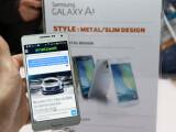 Bild: Das Galaxy A5 überzeugt im Test nicht mit seiner Verarbeitungen, sondern mit anderen Werten.