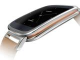 Bild: Die Asus Zenwatch ist die erste Smartwatch des taiwanischen Herstellers.