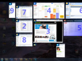 Bild: Switcher zeigt geöffnete Fenster übersichtlich auf Ihrem Bildschirm an. So wechseln Sie schneller zwischen Ihren Programmen.