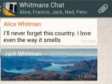 Bild: Eine spezielle Nachricht kann den Messenger WhatsApp zum Absturz bringen.