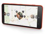 Bild: Das Lumia 1320 bietet alle Nokia-Services und Apps wie die neue Anwendung Storyteller.