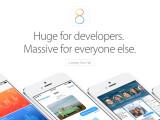 Bild: Apple hat auf der WWDC iOS 8 vorgestellt.