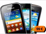 Bild: Der Einstiegspreis in die Smartphone-Welt wird immer geringer: Doch taugen Android-Handys für 99 Euro überhaupt etwas?