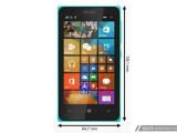 Bild: So soll es aussehen: das noch geheime Microsoft Lumia 435.