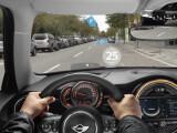 Bild: Das Einblenden von Navigationshinweisen ist nur eine Funktion der Datenbrille.