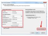 Bild: Nur mit den richtigen Serverdaten für Ihre E-Mail-Adresse können Sie ein E-Mail-Programm wie Microsoft Outlook einrichten.