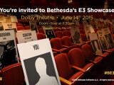 Bild: Mit diesem Bild lädt Bethesda zur offiziellen Pressekonferenz der E3 2015 - könnt ihr weitere Hinweise entdecken?