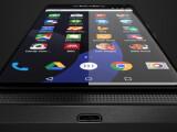 Bild: Zeigt dieses Bild das Blackberry Venice?
