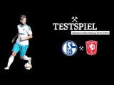 Bild: Schalke testet vor dem Start der Bundesliga noch einmal gegen den FC Twente Enschede.