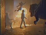 """Bild: """"The Hoff"""" kämpft in True Survivor gegen Nazis, Wikinger und Dinosaurier"""
