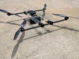 Bild: Der Hycopter ist ein Prototyp, der Wasserstoff als Energiequelle nutzt.