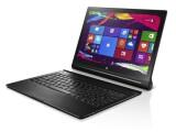 Bild: Riesig für ein Tablet: Das 13,3 Zoll messende Lenovo Yoga Tablet 2 mit Windows 8.1 könnte in Konkurrenz zum Surface Pro 3 von Microsoft treten.
