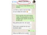 Bild: WhatsApp zeigt mit den Standard-Einstellungen Ihren Freunden und jedem beliebigen fremden Nutzer, wann Sie zuletzt online waren. Fremde Nutzer benötigen für die Abfrage nur Ihre Telefonnummer, mit der Sie bei WhatsApp registriert sind. (Bild: Screenshot
