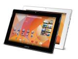 Bild: Das Medion-Tablet S10346 ist in Silber oder Schwarz erhältlich.