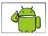 Bild: Für Nutzer älterer Android-Versionen besteht dringender Handlungsbedarf, da Angreifer über die Sicherheitslücke im vorinstallierten Browser auf persönliche Daten zugreifen können.