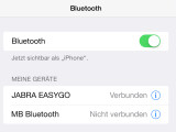 Bild: Bluetooth iPhone 6 Plus Teaser