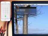 Bild: Ihr könnt mit eurem Mac und dem MacBook über euer iPhone telefonieren.