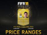 Bild: EA Sports führt Preisspannen für den Transfermarkt in FIFA 15 Ultimate Team ein.