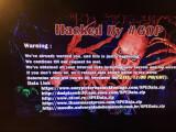 Bild: Die Hacker erpressen Sony mit erbeuteten Daten.