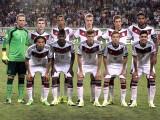 Bild: Wollen bei der EM durchstarten und den Titel verteidigen: die deutsche U19-Nationalmannschaft.
