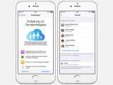 Bild: Einmal gekaufte Apps kann die ganze Familie mit Familienfreigabe kostenlos installieren.