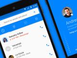 Bild: Der neue Dialer von Facebook ordnet Telefonnumern den Nutzernamen im Netzwerk zu.