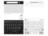 Bild: Auf dem Android-Smartphone sind personalisierte Keyboards keine Seltenheit. Ab iOS 8 können Entwickler optionale Tastaturen auch für das iPhone und iPad entwickeln.