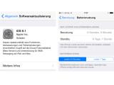 Bild: Nach dem Update auf iOS 8 klagen einige Nutzer über eine geringere Batterielaufzeit ihres iPhone. Wir zeigen einen Lösungsansatz, um dieses Problem zu beheben.