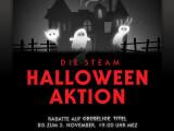 Bild: Die Steam Halloween Aktion läuft noch bis zum 3. November um 19:00 Uhr.