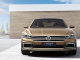 Bild: VW präsentiert in Shanghai die Studie C Coupé GTE.