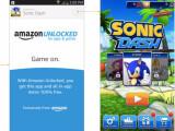 Bild: Amazon Unlocked macht kostenpflichtige Apps für Abonnenten gratis.