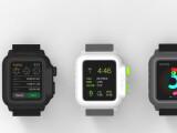 Bild: Catalyst stellt das nach eigenen Angaben erste wasserdichte Gehäuse für die Apple Watch vor.