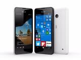 Bild: Das Lumia 550 läuft mit Windows 10.