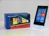 Bild: Auch auf einem Nokia Lumia 520 läuft die Alpha von Windows 10.