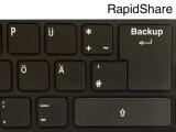 Bild: Nur noch heute könnt ihr eure gespeicherten Dateien bei Rapidshare herunterladen.