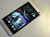 Bild: Der BlinkFeed, eine Art Feedreader im Flipboard-Stil, füllt beim HTC One den Startbildschirm. (Bild: netzwelt)