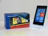 Bild: Das Lumia 520 ist mit einem Preis von knapp 150 Euro das bislang günstigste Windows Phone-Modell. (Bild: netzwelt)